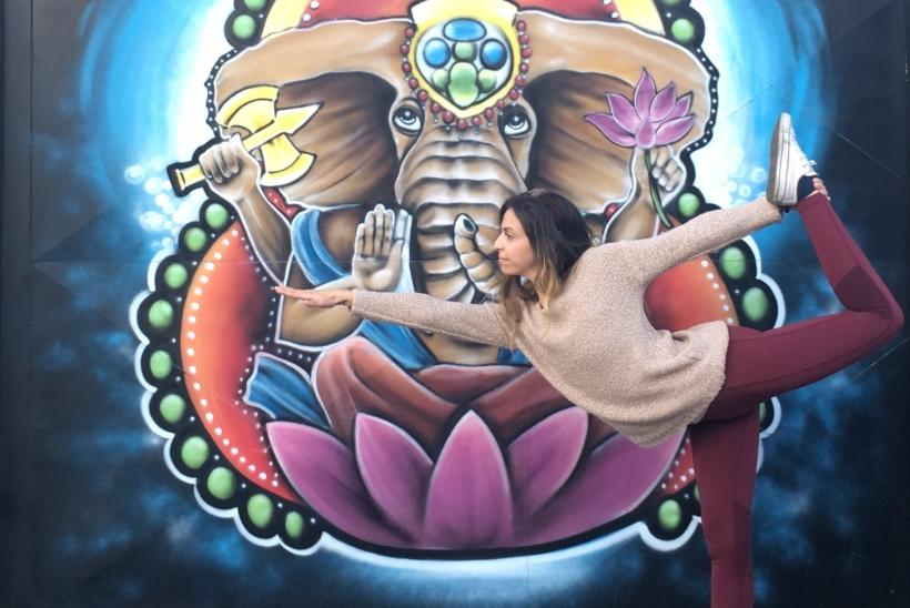 yoga entreprenariat création d'entreprise